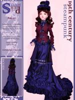 SD Outfit - 19th Century Steampunk LE10