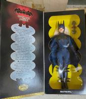 "DC Comics Batman Robin BATGIRL 12"" Figure Collectors Series Sp E"
