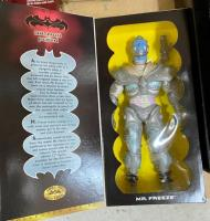 "DC Comics Batman Robin MR FREEZE 12"" Figure Collectors Series Sp"