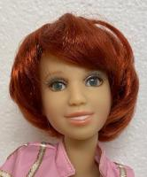 Carrot Red Short Bob Wig Size 6-7