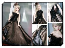 ElfDoll Cotillion Outfit SD Size DP Exclusive