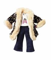 Leopard Jacket Set - 12-13""