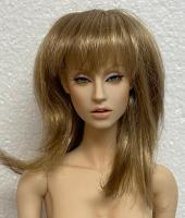 Jojo Wig (Brown w/Blonde Highlights) Size 4