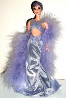 Lavendar Feathers Barbie