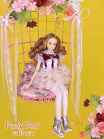 PA0046A Pullip Valentine's Day Outfit (Fits Blythe & Momoko Too)
