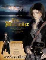 The Marauder Zenith Size Doll Peddlar EXCL LE20 FULL