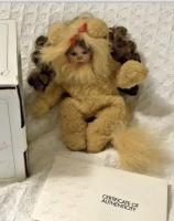 Marie Osmond WOZ Baby Cowardly Lion Tiny Tot NRFB