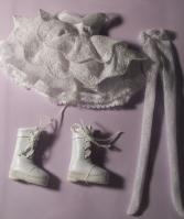 2007 Tonner Con Mini Mood Fancy Mood Outfit 9""